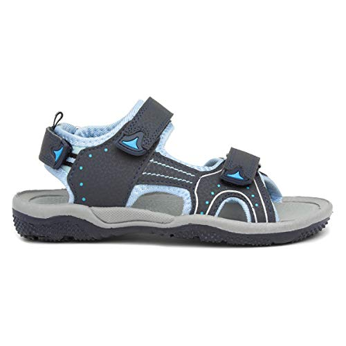 RED FISH Boys Blue Sports Sandal