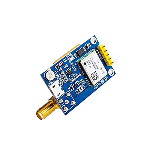 Acxico 1Pcs NEO-8M GPS Satellite Positioning Module Development Board for Arduino STM32 C51 Replace NEO-7M