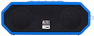 New IMW449 Jacket H2O 4 Rugged Floating Ultra Portable Bluetooth Waterproof Speaker with up to 10 Hours of Battery Life, 100FT Wireless Range and Voice Assistant Integration (RYB)