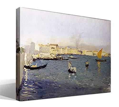 Cuadro Canvas Venecia de Joaquín Sorolla y Bastida