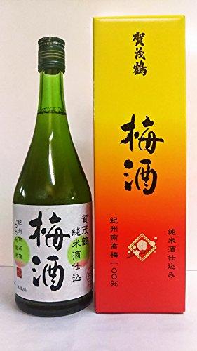 賀茂鶴『純米酒仕込 梅酒』