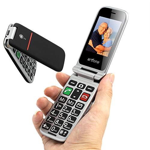 artfone Big Button Mobile Phone for Elderly, Senior Flip...