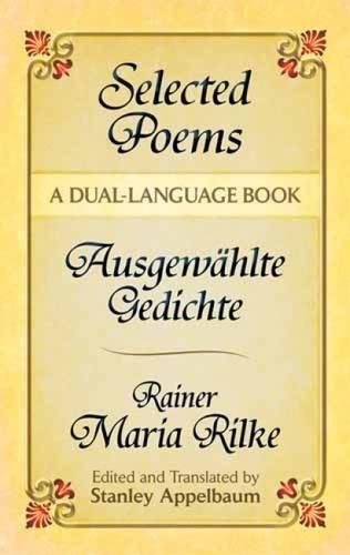 Selected Poems / Ausgewahlte Gedichte: A Dual-Language Book (Dover Language Guides)