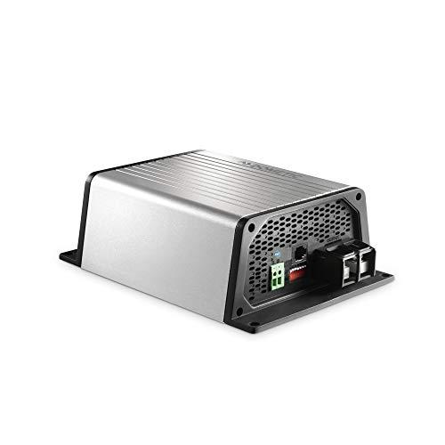 DOMETIC PerfectPower DCC 1212-10 - Ladewandler von 12 V auf 12 V, 10 A, sorgt für optimalen Ladezustand der Versorger-Batterie während der Fahrt, einfache Anpassung an die meisten Batterietypen