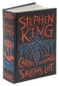 Stephen King: Three Novels (B&N Collectible Editions)