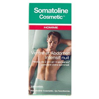 Somatoline Cosmétic Homme - Ventre et Abdomen Intensif Nuit - 150 ML