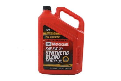 Ford MOTORCRAFT - Oil - Engine (XO5W205Q3SP)