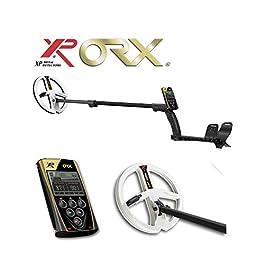 Détecteur de métaux XP ORX avec disque 22,5 HF, télécommande