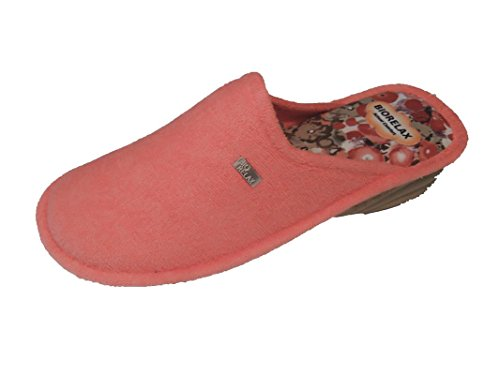 Zapatillas de Estar por casa/De Mujer/Biorelax/Primavera-Verano/Mod. Cuña 3 cms/Color...