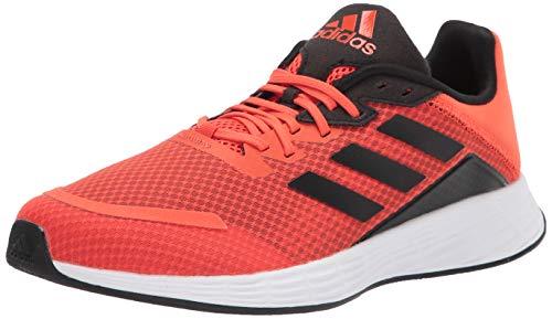 adidas Duramo Sl - Tenis de correr para hombre, rojo (rojo, (Semi Solar Red)), 42 EU