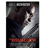 Sanwooden Der Equalizer Film - Denzel Washington, Marton