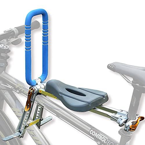 UrRider Child Bike Seat, Portable, Foldable & Ultralight Front...
