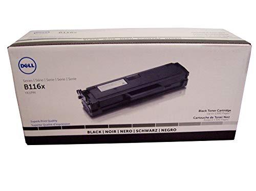 Original Dell B1160/1160w/1165nfw Standard Capacity Black Toner - Kit ca. 1.500 Seiten