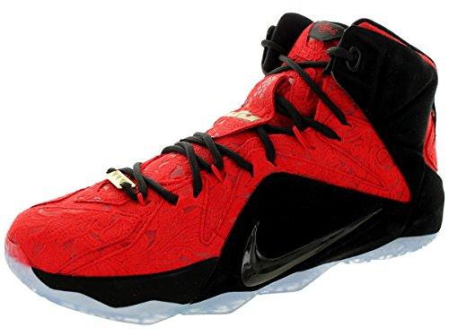 Nike Lebron XII EXT Mens hi top Trainers 748861 Sneakers Shoes (UK 8.5 US 9.5 EU 43, University...