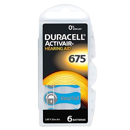 675 6BL DURACELL ACTIVAIR (Bat. DO APA. SLU.) PR44