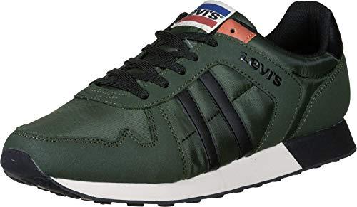 Sneakers Webb Dark Khaki Hombre Levis 229802
