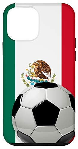 iPhone 12 mini Soccer Ball Player Mexico National Flag...