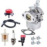 HIPA 632334A Carburetor Primer Bulb for Tecumseh 632334 632111 HM80 HM70 HMSK80 HMSK90