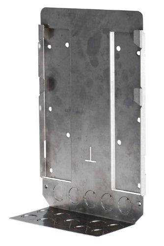 Axis Mounting plate - Accesorio para cámara de seguridad (Metal, Níquel)
