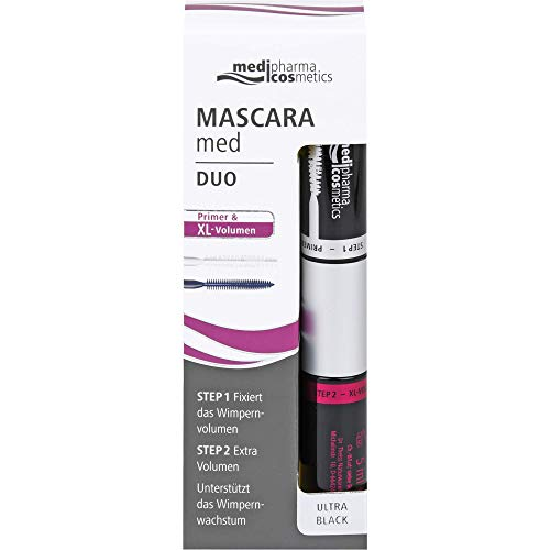 Mascara MED Duo Primer & XL Volumen, 60 g, none