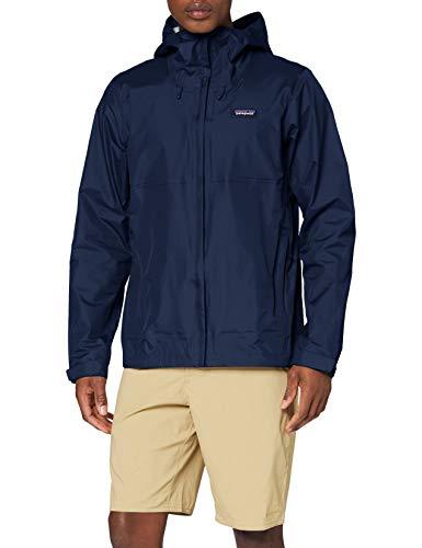 Patagonia Herren M's Torrentshell 3l Jkt Jacket, Classic Navy, XL