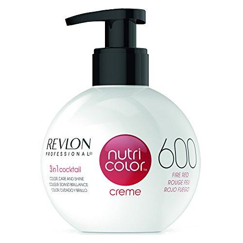 REVLON PROFESSIONAL Nutri Color Creme 600 Feuerrot (270 ml)