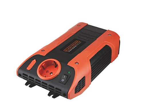 Black+Decker BDPC400-QS Spannungswandler 500 Watt mit 12V Buchse