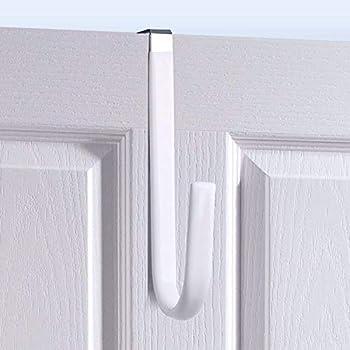 over door hook white