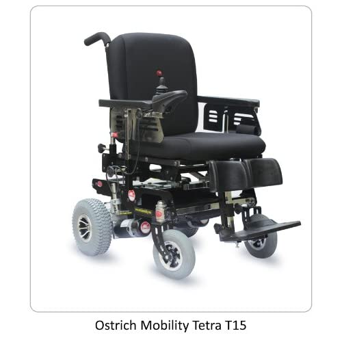 Buy Ostrich Mobility Tetra - T15 Electric Wheel Chair Online