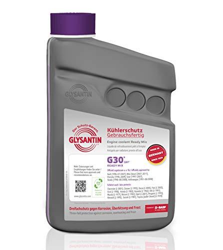 Glysantin 50673055 Kühlerschutz G30 Ready Mix, gebrauchsfertig 1 Liter
