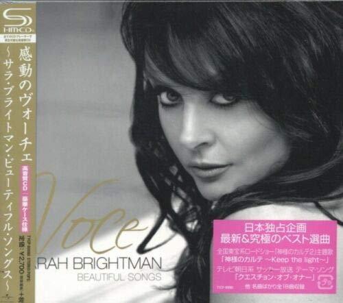 Voce-Sarah Brightman Beautiful Songs