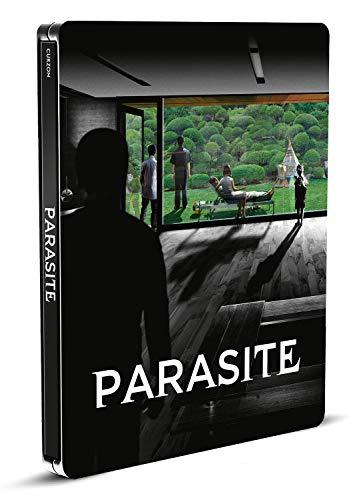 Parasite (B&W & 4K) Limited Edition Steelbook [Blu-ray] [2020]