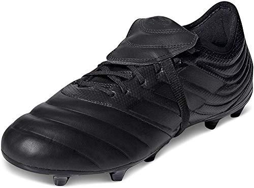 adidas Herren Copa Gloro 20.2 FG Fußballschuhe, Black Core Core Black Gray Solid DGH, 44 2/3 EU