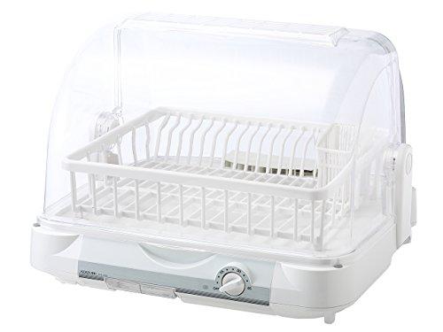 コイズミ 食器乾燥機(樹脂かご) ホワイト KDE-5000/W