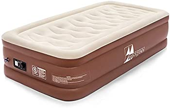 missyee Elevated Inflatable Air Mattress