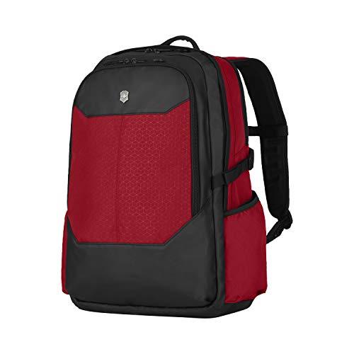 Victorinox Altmont Original Deluxe Laptop Rucksack - 17 Zoll Laptopfach Damen/Herren - Rot