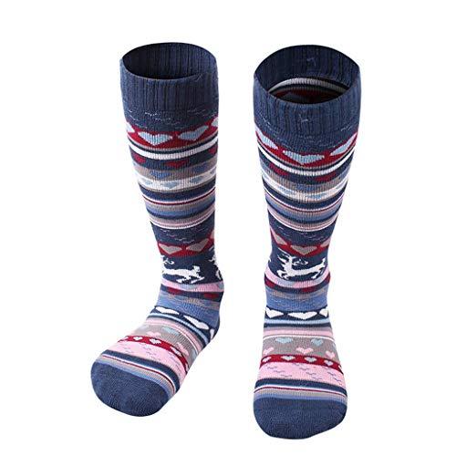 Sock Winter Kinderen Warm Ski Sokken Meisjes Katoen Sport Ski Warm Sokken Warm Warm Sokken Mannen en Vrouwen Sokken Mannen Sokken