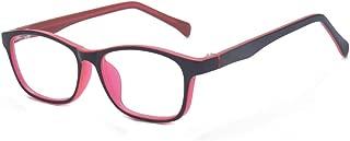 Outray Kids Anti Blue Light Glasses Classic Rectangle Eyewear Anti Harmful Blue Light/UV400 | Anti Glare