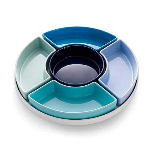 Porcelain Divided Serving Dishes
