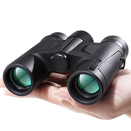 LWPCP HD 10x42 prismáticos Compacto Potente Zoom de Largo Alcance Profesional Impermeable...