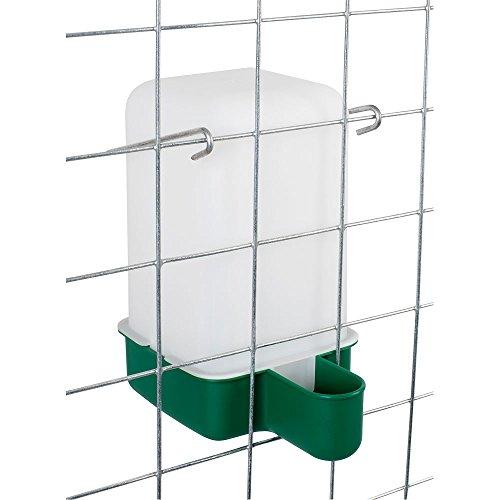 Geflügeltränke Käfigtränke 1 Liter Wachteltränke Kükentränke Vogeltränke