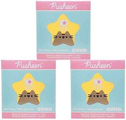 The Neko Cafe Pusheen Blind Box Series 12 Celebration 3 Pack Bundle product image