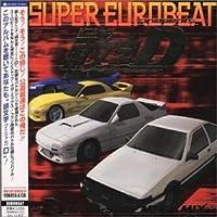 Initial D Non-Stop Mega Mix (1999-03-10)