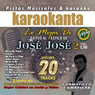 Amazon.com: Karaokanta KAR-8130 - Jose Jose 2 / Lo Mejor De... - Spanish CDG: Kitchen & Dining