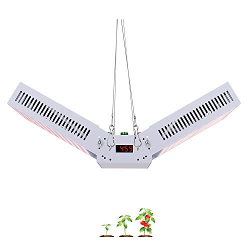 4 | LED Grow Light 1000W Full Spectrum Indoor Plants LED