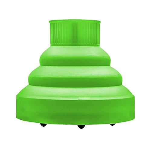 ID Italian Design - Difusor Universal Silicona - Adaptable a Todo Tipo de Secador de Pelo