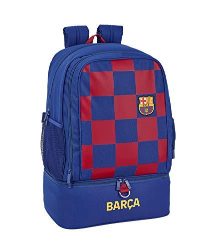 FC Barcelona sporttas met schoenenvak