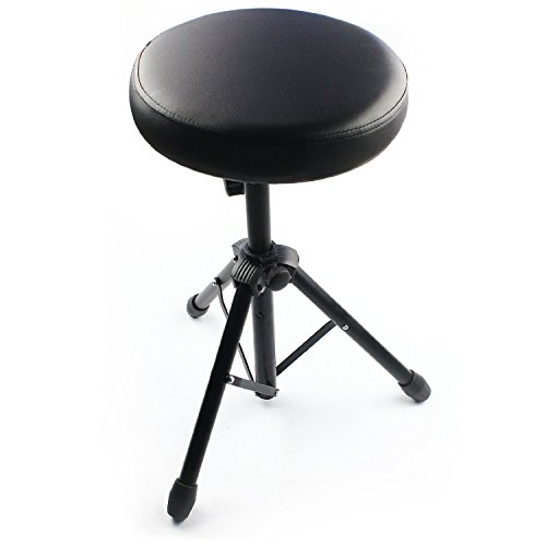 TopStage Universal Drum & Keyboard Throne Stool JX95