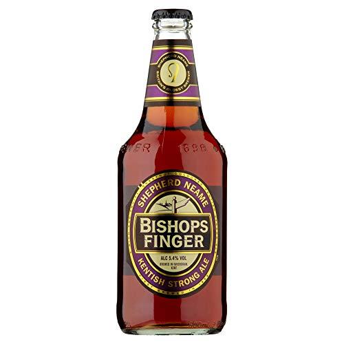 Bischöfe Finger Kentish Strong Ale Flasche, 500ml