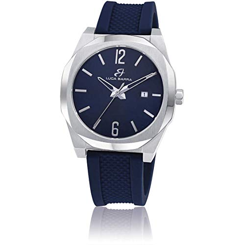 Luca Barra - Reloj solo tiempo para hombre, moderno, cód. BU72